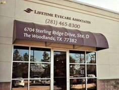 optometry practice The Woodlands, TX